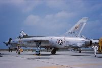 Photo: United States Air Force, Republic F-105 Thunderchief, 57-5833