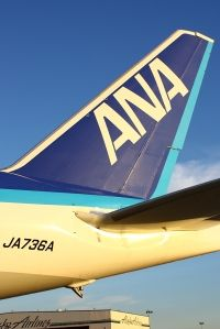 Photo: All Nippon Airways - ANA, Boeing 777-300, JA736A
