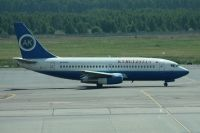 Photo: Kyrgyzstan Airlines, Boeing 737-200, EX-25004