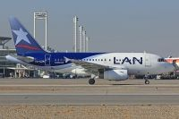 Photo: LAN Airlines, Airbus A318, CC-CZR