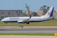 Photo: Orenair, Boeing 737-800, VQ-BLW