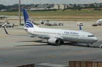 Photo: COPA Panama / Copa Airlines, Boeing 737-800, HP-1538CMP