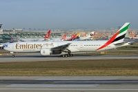 Photo: Emirates, Boeing 777-300, A6-ENH