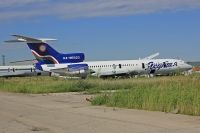 Photo: Yakutia, Tupolev Tu-154, RA-85520