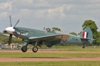 Photo: Royal Air Force, Supermarine Spitfire, PS915