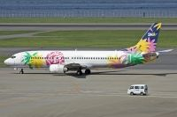 Photo: Skynet Asia Airways, Boeing 737-400, JA737A