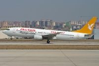 Photo: Pegasus Airlines, Boeing 737-800, TC-APZ