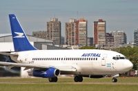 Photo: Austral Lineas Aereas, Boeing 737-200, LV-ZTT
