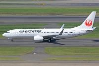 Photo: JAL Express - JEX, Boeing 737-800, JA340J