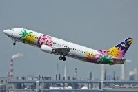 Photo: Skynet Asia Airways, Boeing 737-400, JA392K