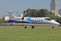 Photo: Fuerza Aerea Argentina, Lear Learjet 60, T-10