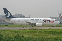 Photo: Shandong Airlines, Boeing 737-300, B-5099