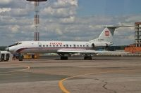 Photo: Rosslya State Transport Company, Tupolev Tu-134, RA-65553