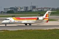Photo: Air Nostrum, Canadair CRJ Regional Jet, EC-GZA