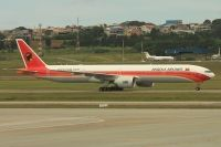 Photo: TAAG Angola Airlines, Boeing 777-300, D2-TEH