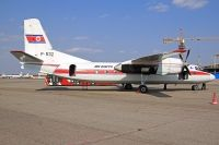 Photo: Air Koryo, Antonov An-24, P-532