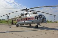 Photo: MCHS Rossii (Ministry of Emergency, Mil Mi-8, RF-31353