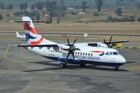 Photo: Comair, ATR ATR 42, ZS-XCC