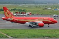 Photo: Rusline, Airbus A319, VP-BDY
