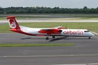 Photo: Air Berlin, De Havilland Canada DHC-8 Dash8 Series 400, D-ABQD