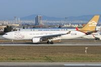 Photo: Libyan Airlines, Airbus A330-200, 5A-LAR