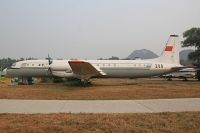 Photo: China - Air Force, Ilyushin IL-18, 208