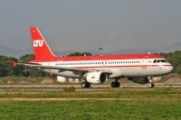 Photo: LTU - Lufttransport-Unternehmen, Airbus A320, D-ALTG