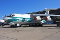 Photo: Alrosa, Ilyushin IL-76, RA-76360