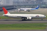 Photo: Japan Airlines - JAL, Boeing 777-200, JA8981