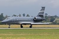 Photo: Untitled, Dassault Falcon 2000, LX-EVM