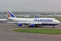 Photo: Transaero Airlines, Boeing 747-400, EI-XLM