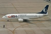 Photo: Shandong Airlines, Boeing 737-300, B-2534