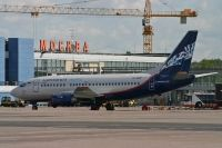 Photo: Aeroflot-Nord, Boeing 737-500, VP-BRP