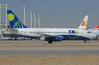 Photo: Sky Airline, Boeing 737-200, CC-AAG