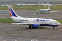 Photo: Transaero Airlines, Boeing 737-700, EI-EUZ
