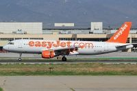 Photo: EasyJet Airline, Airbus A320, HB-JZZ