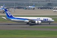 Photo: All Nippon Airways - ANA, Boeing 787, JA803A