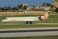 Photo: Libyan Airlines, Canadair CRJ Regional Jet, 5A-LAM