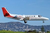 Photo: Untitled, Cessna Citation, G-JBLZ