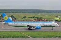 Photo: Uzbekistan Airways, Boeing 757-200, UK-75701