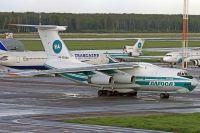 Photo: Alrosa, Ilyushin IL-76, RA-76420