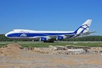 Photo: Air Bridge Carriers, Boeing 747-400, VQ-BGY