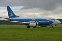 Photo: Dniproavia, Boeing 737-500, UR-DND