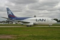 Photo: LAN Argentina, Boeing 737-200, LV-BCD