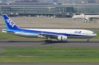 Photo: All Nippon Airways Cargo, Boeing 777-200, JA743A