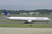 Photo: United Airlines, Boeing 767-400, N69063