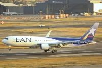 Photo: LAN Airlines, Boeing 767-300, CC-BDB