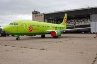 Photo: S7 - Siberia Airlines, Boeing 737-400, VP-BQG