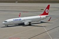 Photo: Turkish Airlines THY, Boeing 737-800, TC-SUG