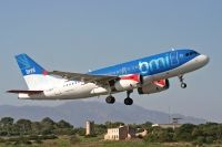 Photo: BMI British Midland, Airbus A319, G-DBCF